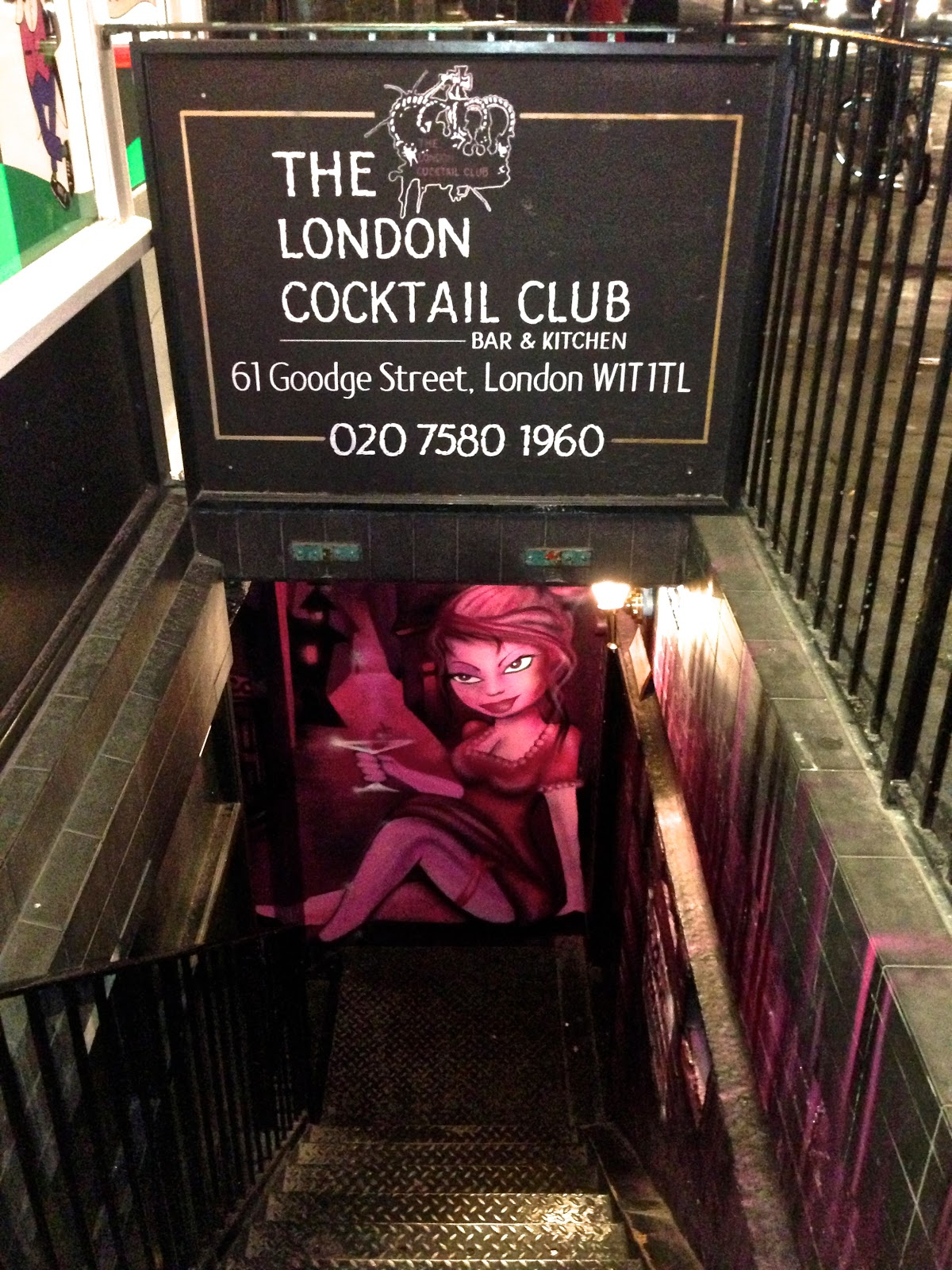 Review: London Cocktail Club | Daydreamer