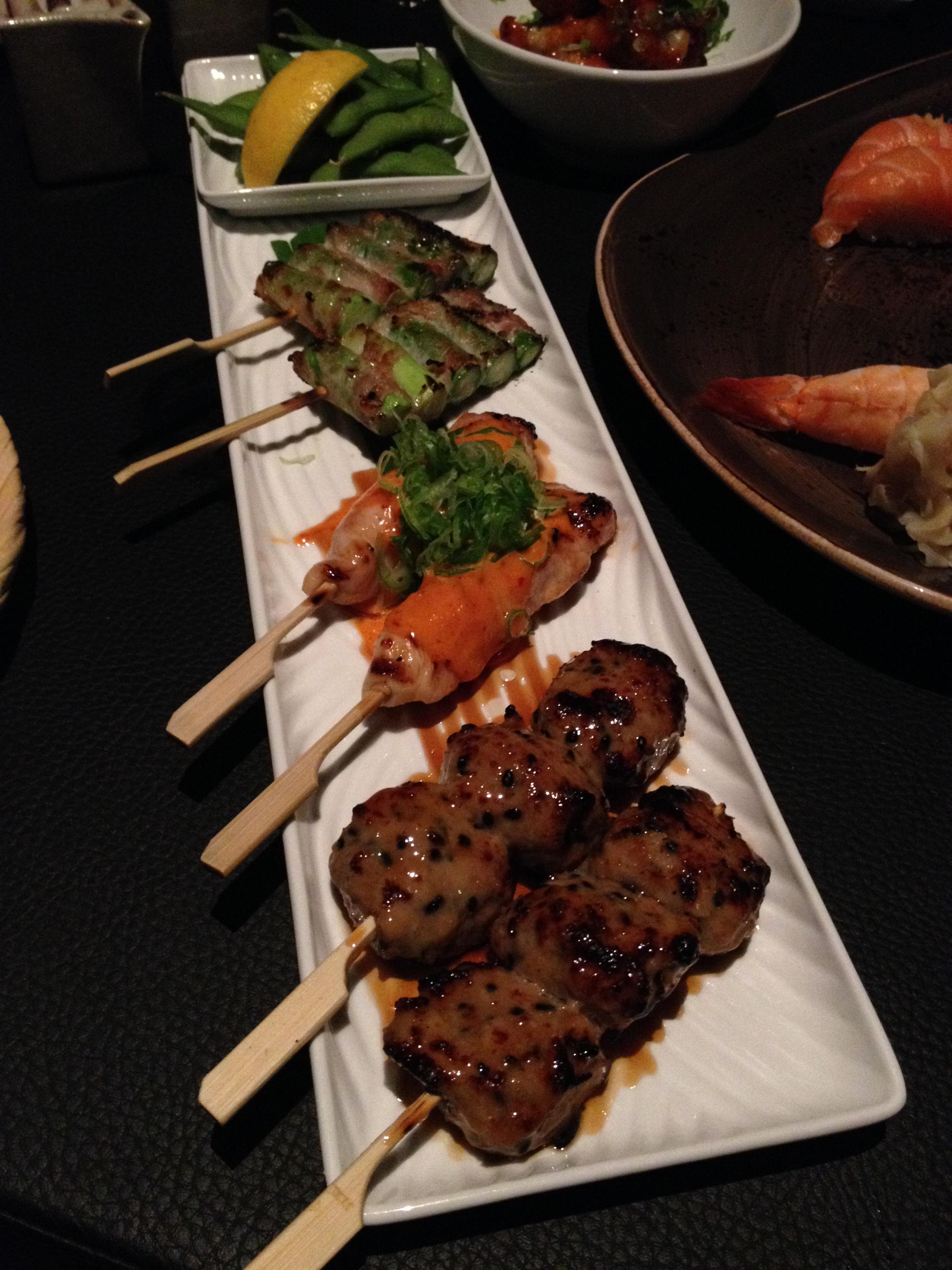 stix and sushi