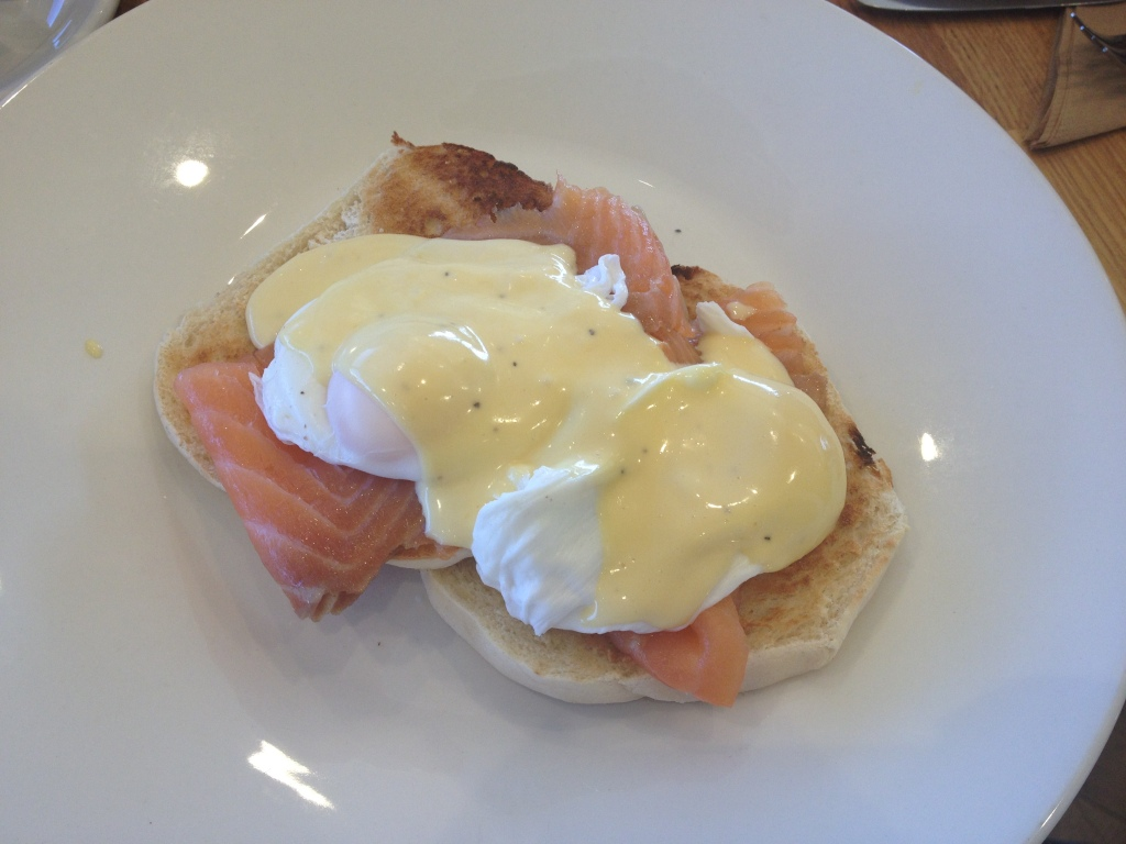 Eggs Royale Emma Rose Tully