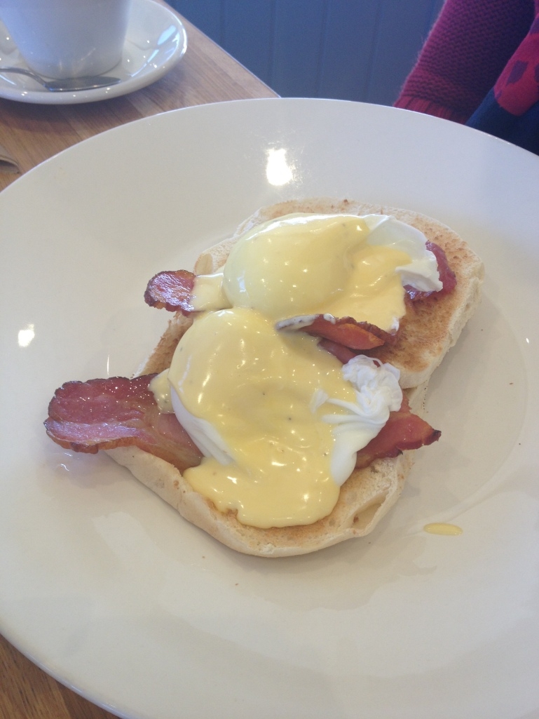 Eggs Benedict - Emma Rose Tully