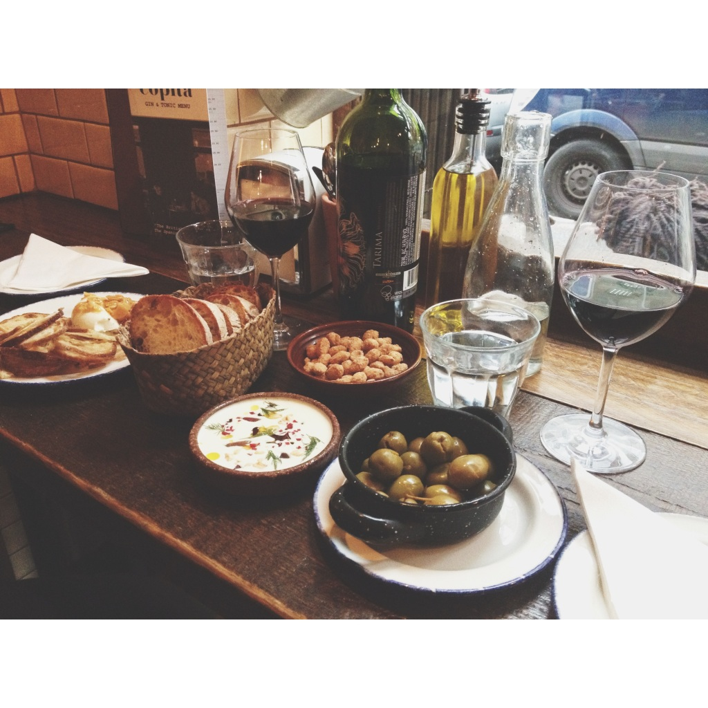 Copita Tapas Bar Soho