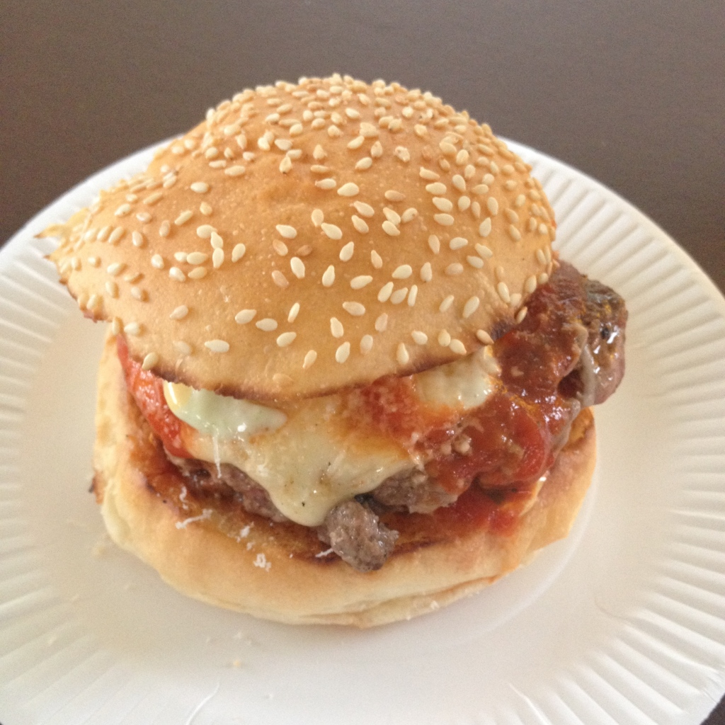 #NationalBurgerDay Review Emma Rose Tully