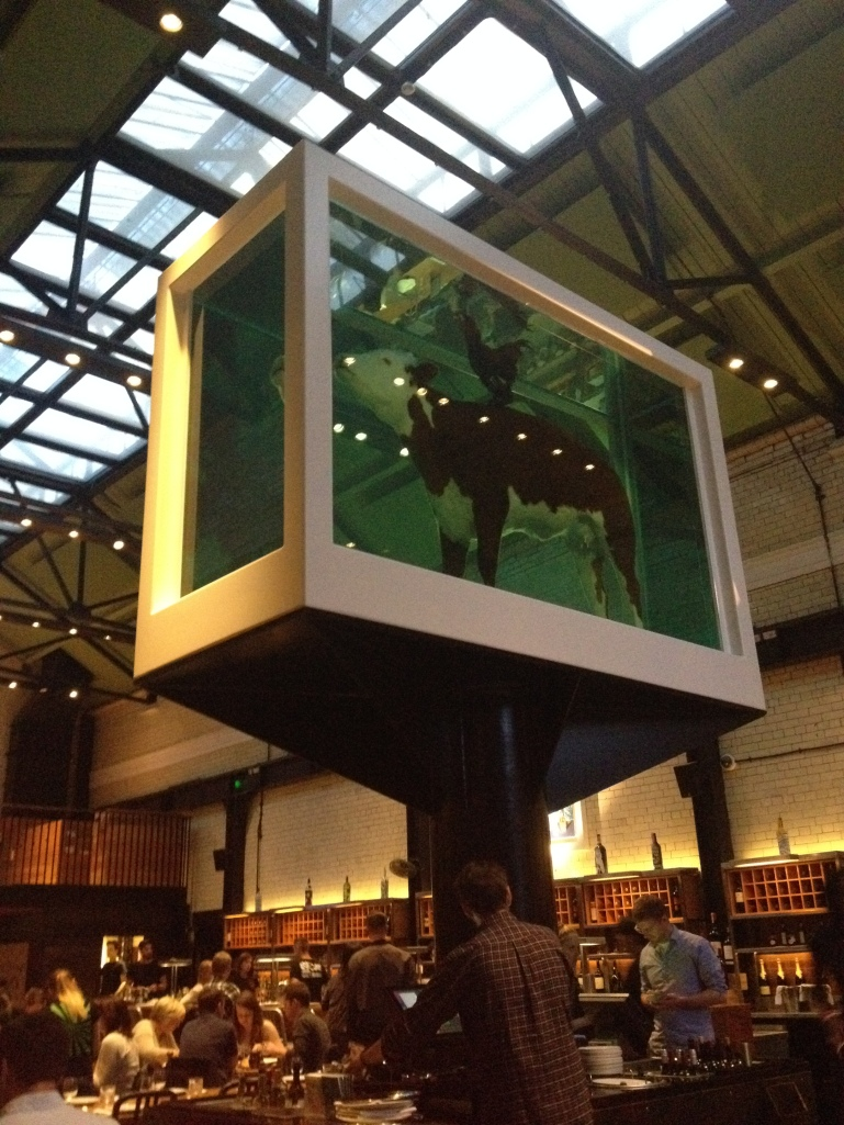 Tramshed Review Menu Emma Rose Tully