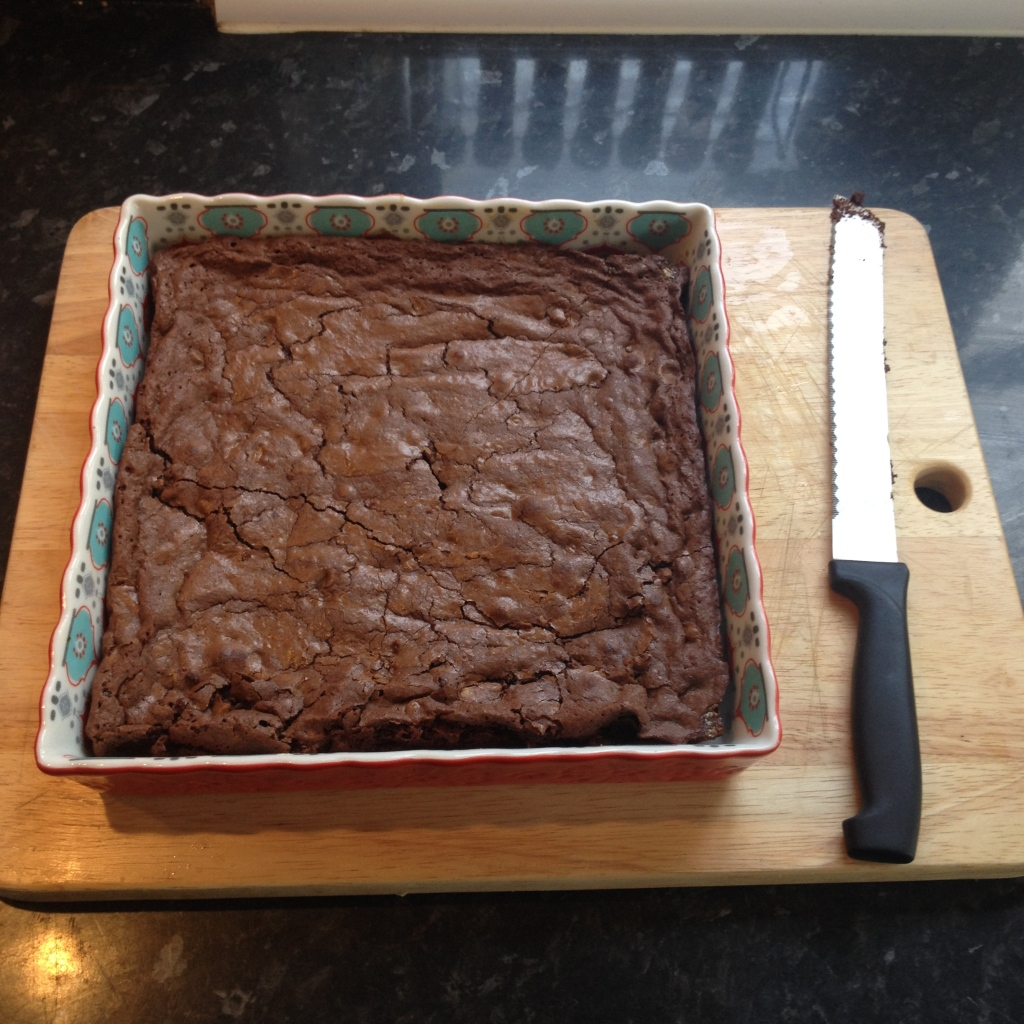 emma rose tully freshly baked brownies
