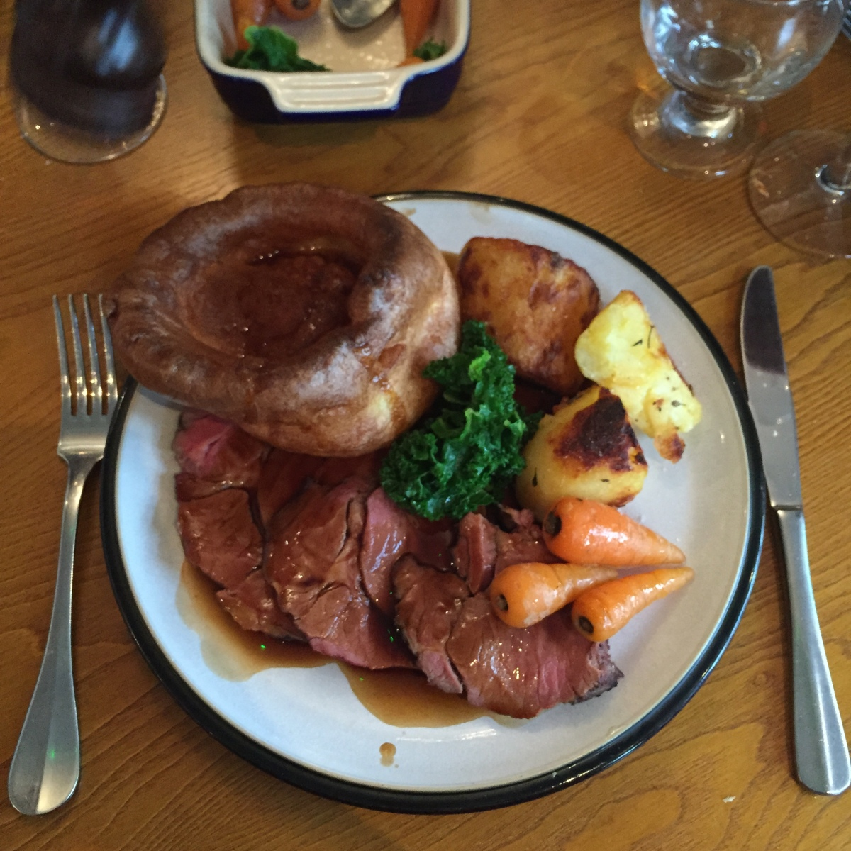 roast beef roast the crooked well