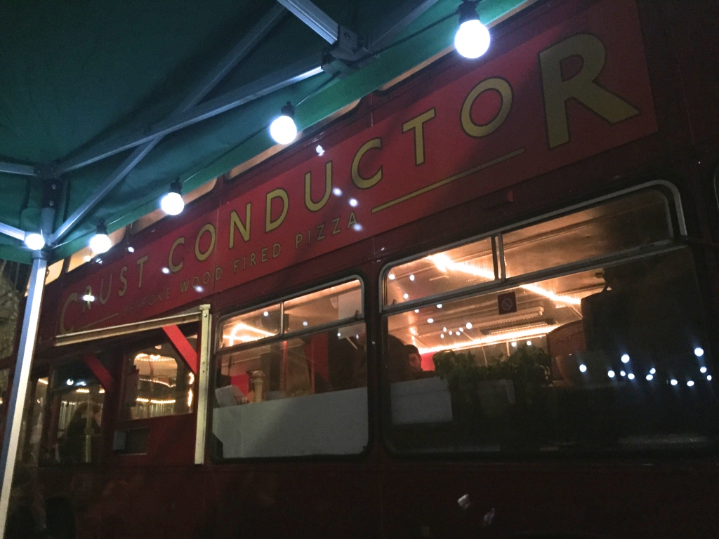 crust conductor bus