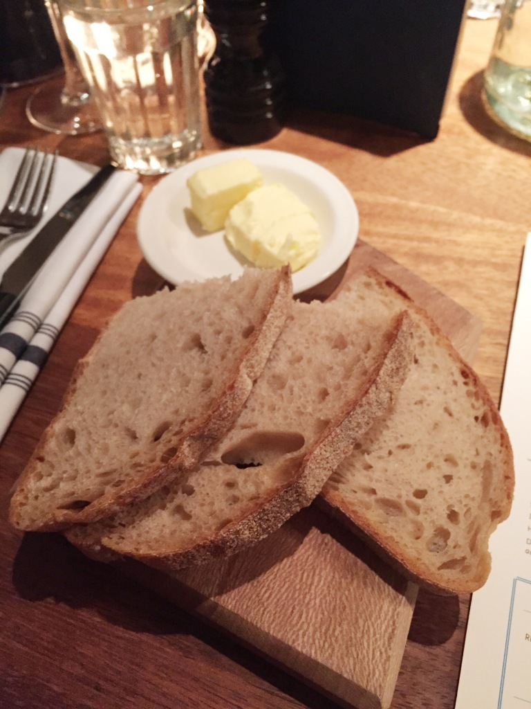 Foxlow Sourdough and butter