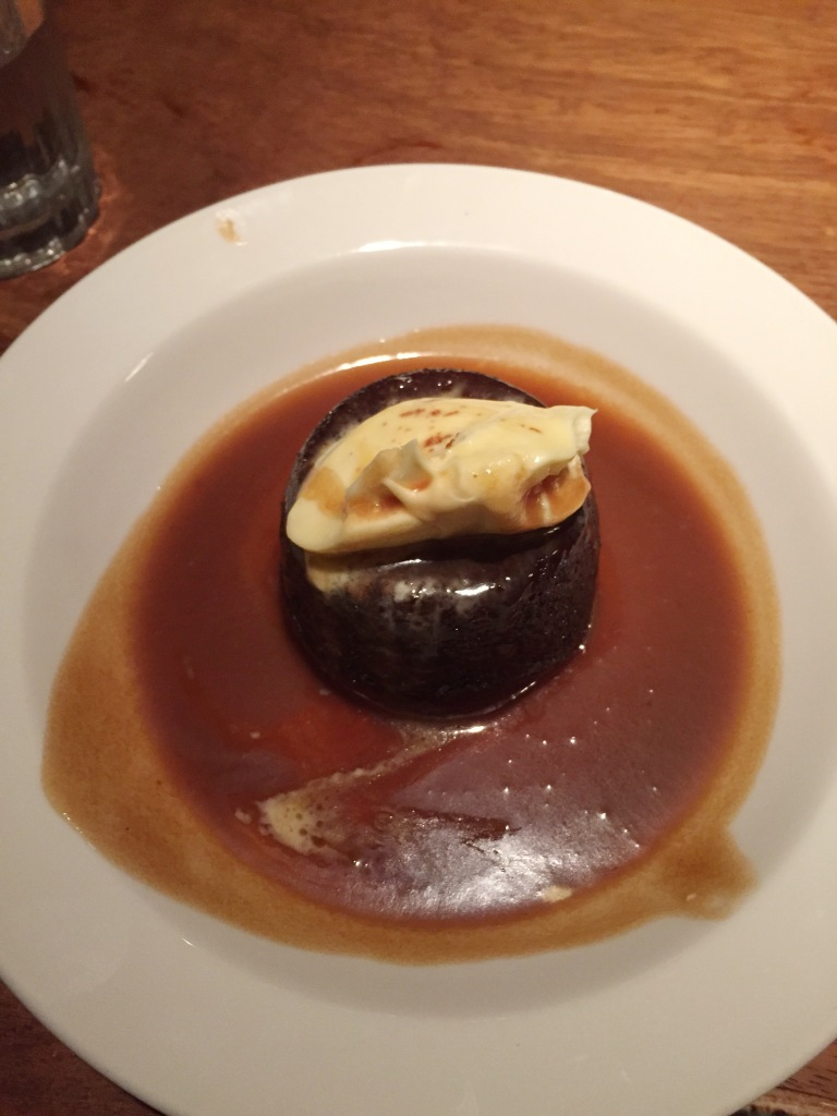 Foxlow Bourbon Sticky Toffee Pudding