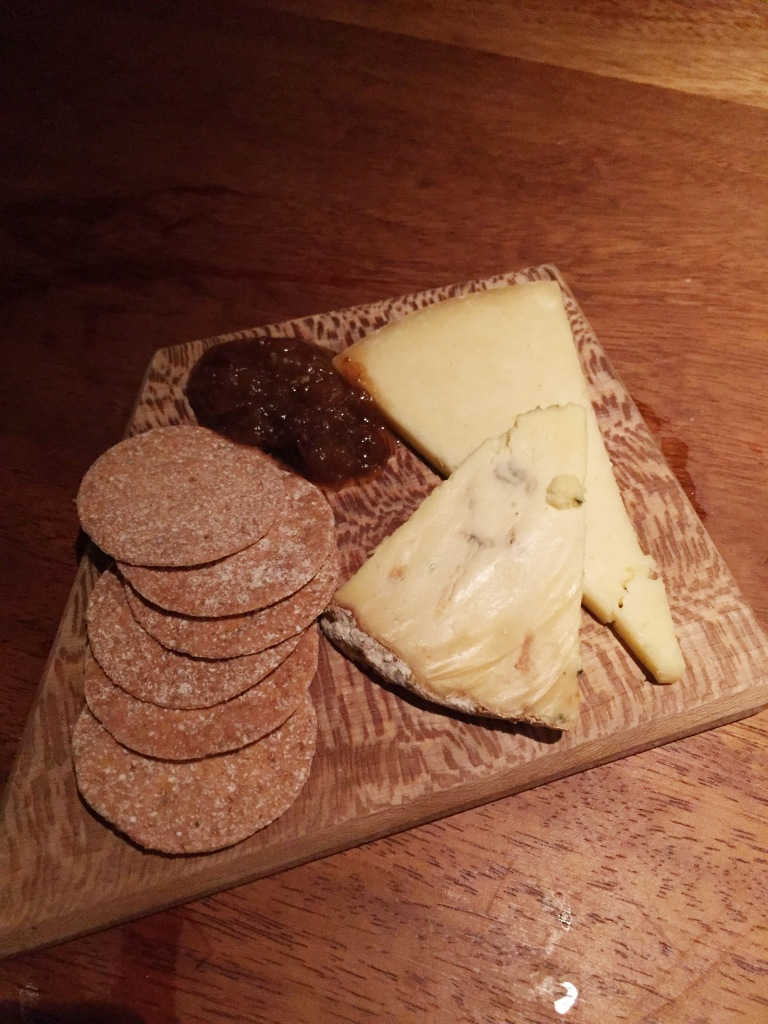 Foxlow Neal's Yard Cheeses