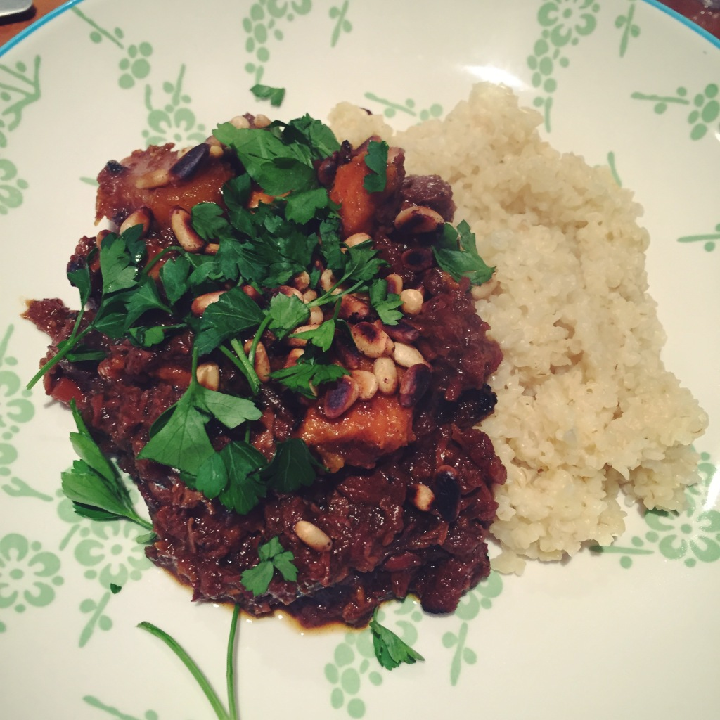Emma rose tully lamb tagine recipe