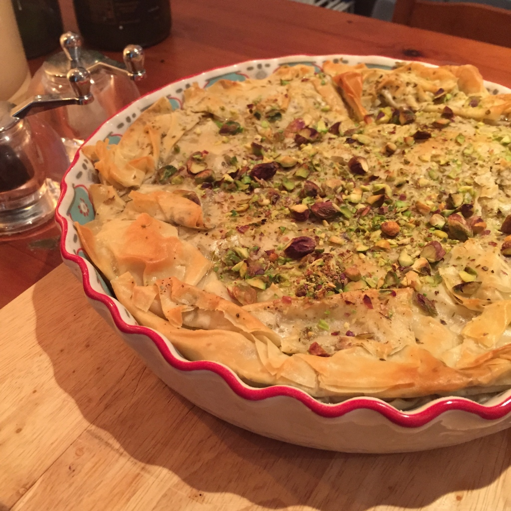Tom Kerridge's pie