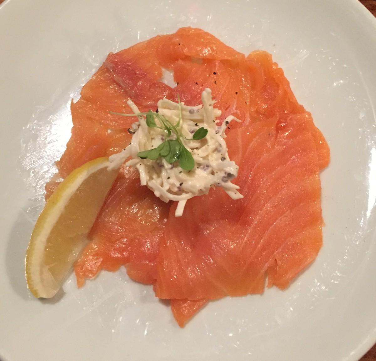 La Bonne Heure Smoked Salmon