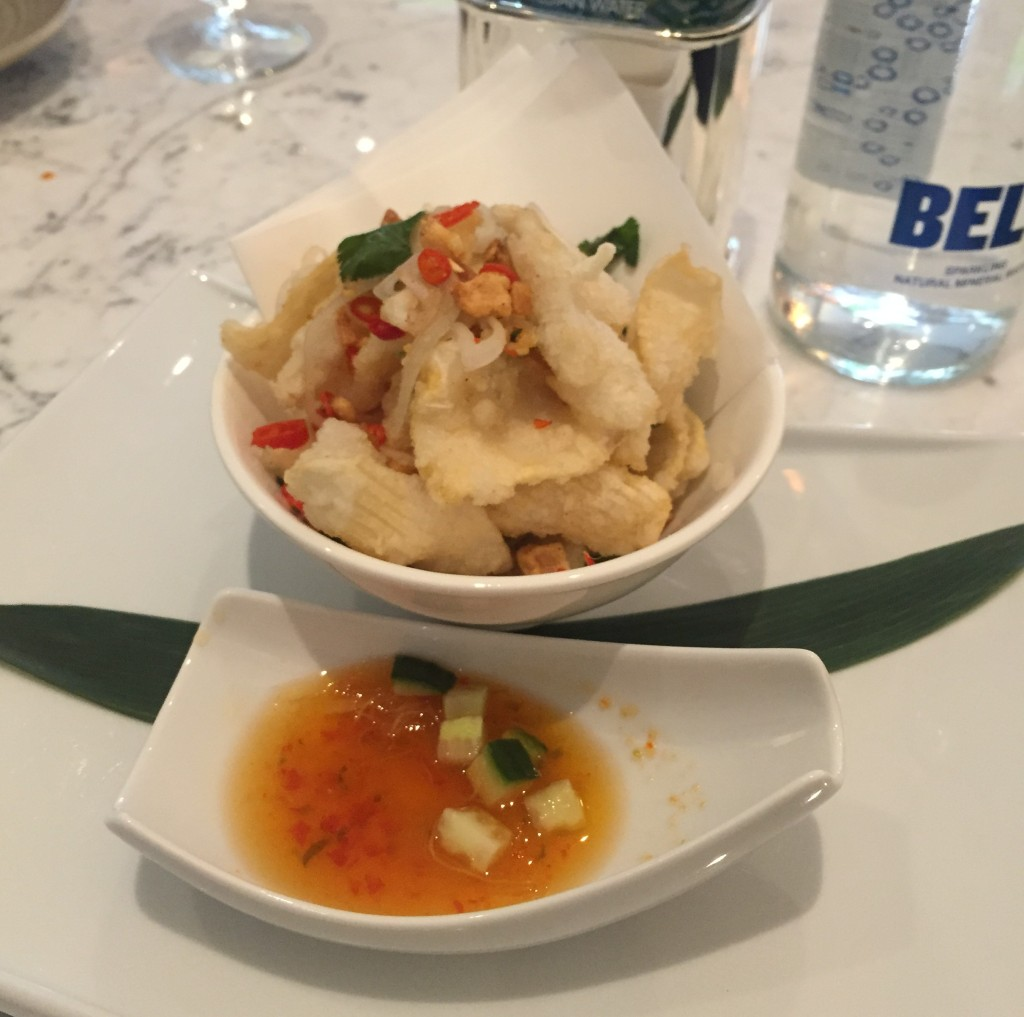 Crispy Baby Squid with Chilli & Sea Salt