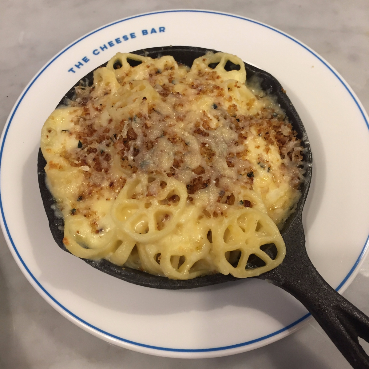 Four Cheese Rotelle Pasta