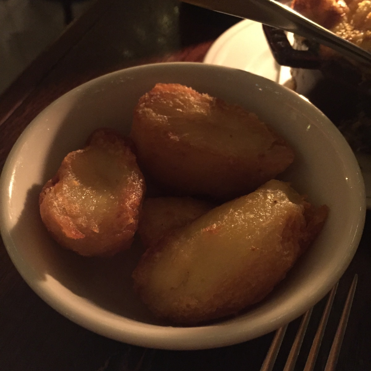 Holborn Dining Room Roast Potatos
