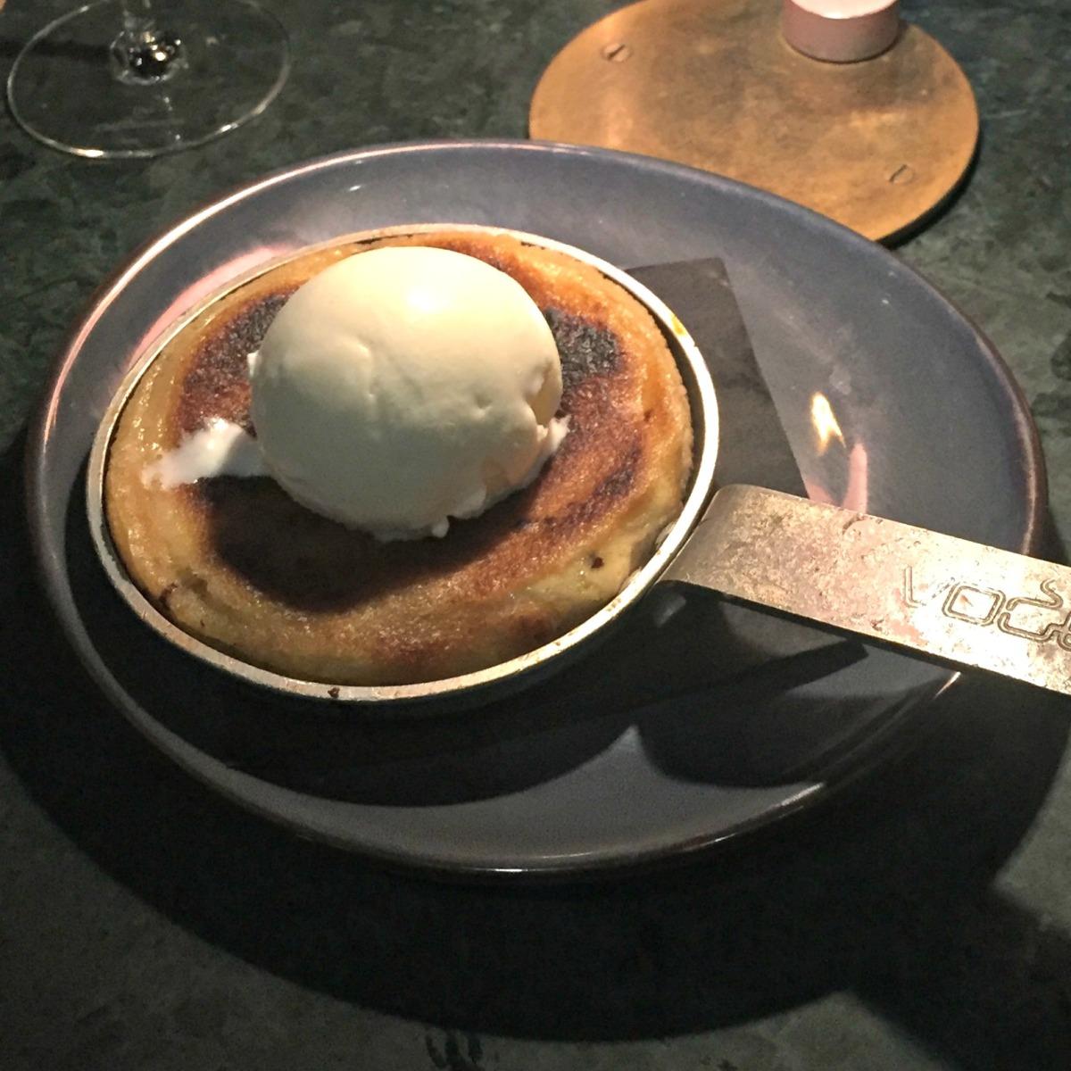 dessert temper